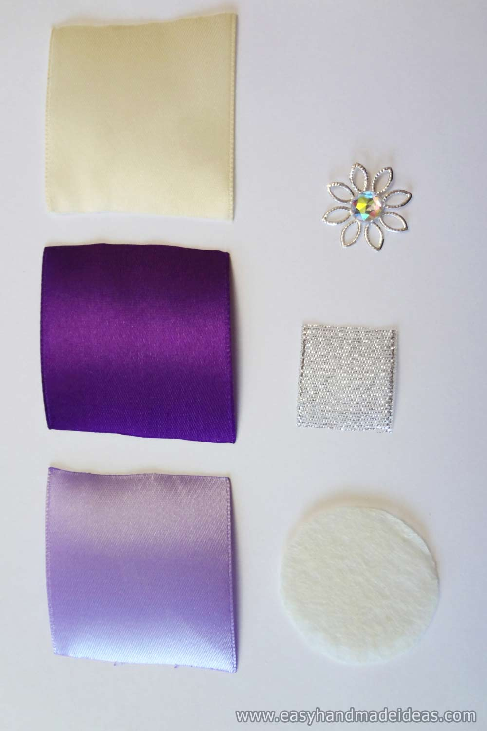 The Pieces of Ribbon
