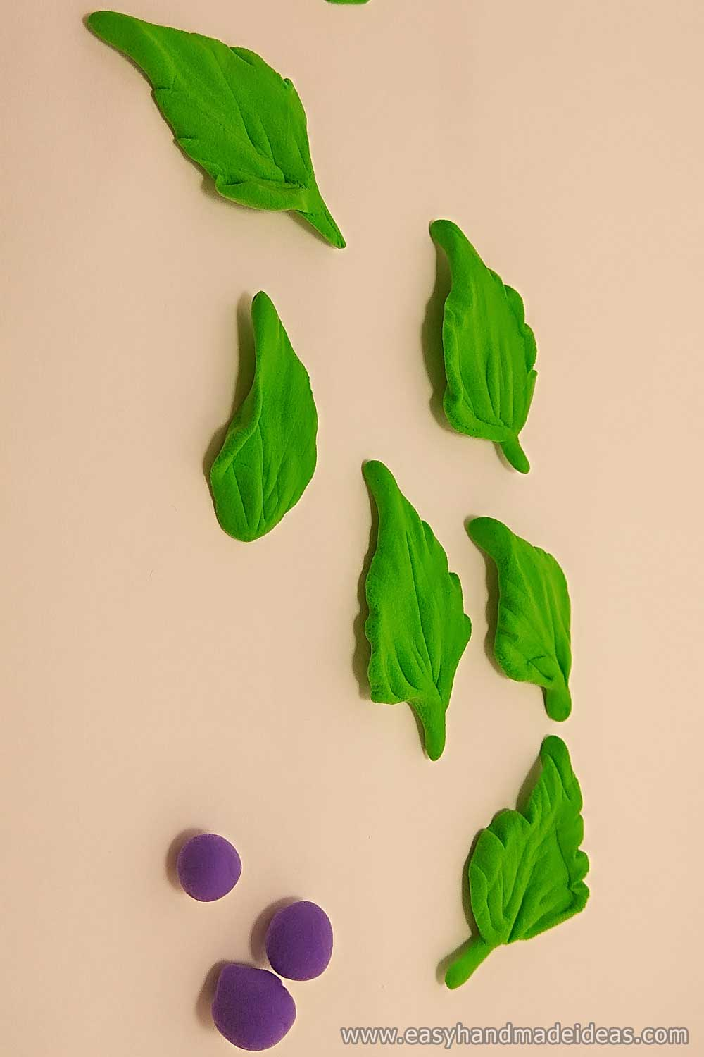 Leaves of Clay