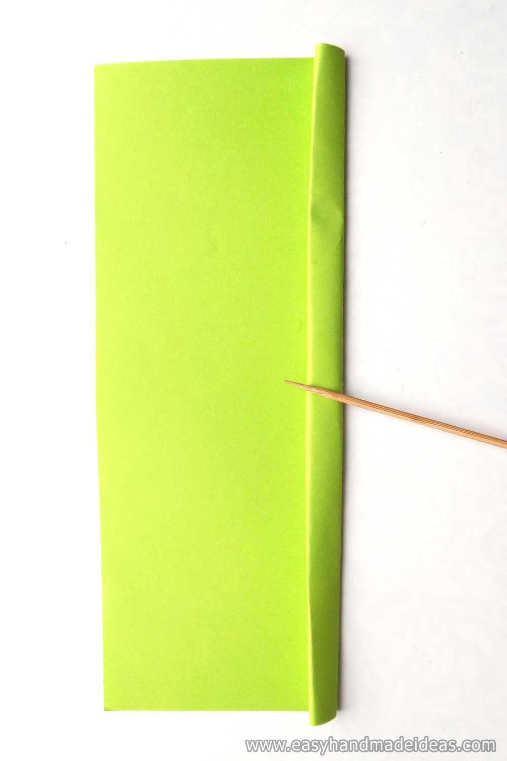 Creating a Paper Stalk
