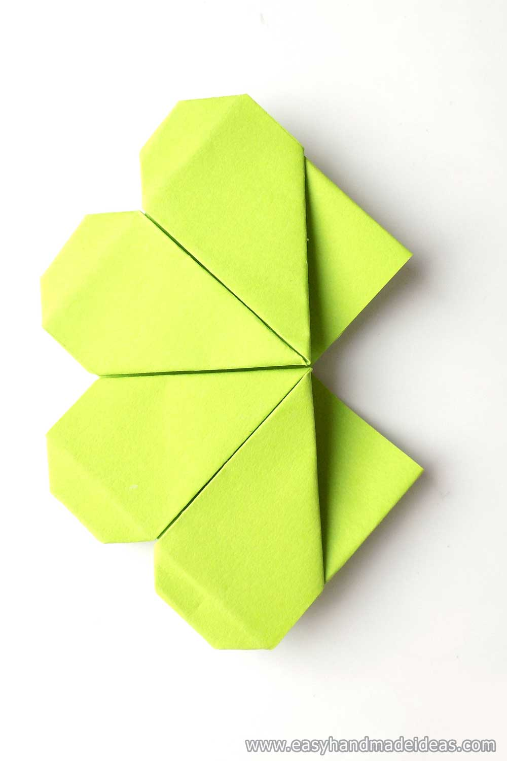 The Origami Forum • View topic - Mini Origami 4 Leaf Clover Help! | 1500x1000