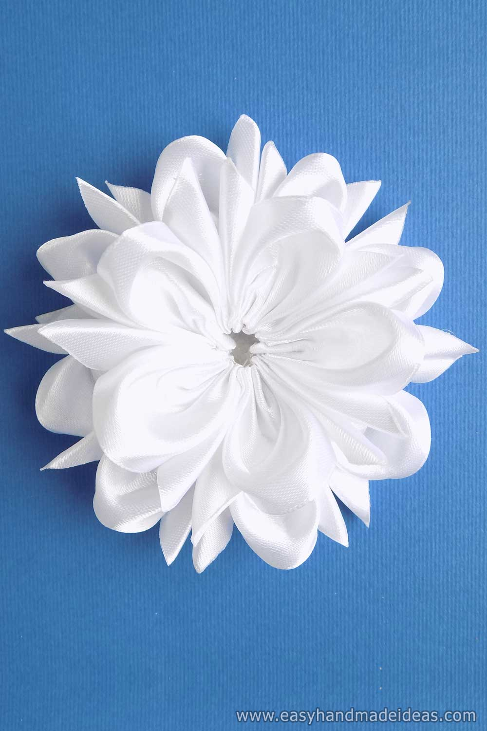 Two Rows of Petals Together
