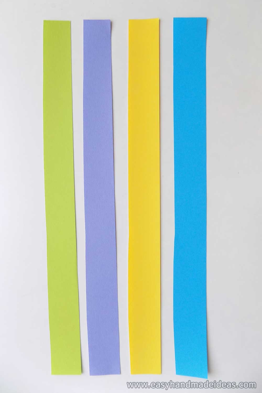 Multicolored Stripes