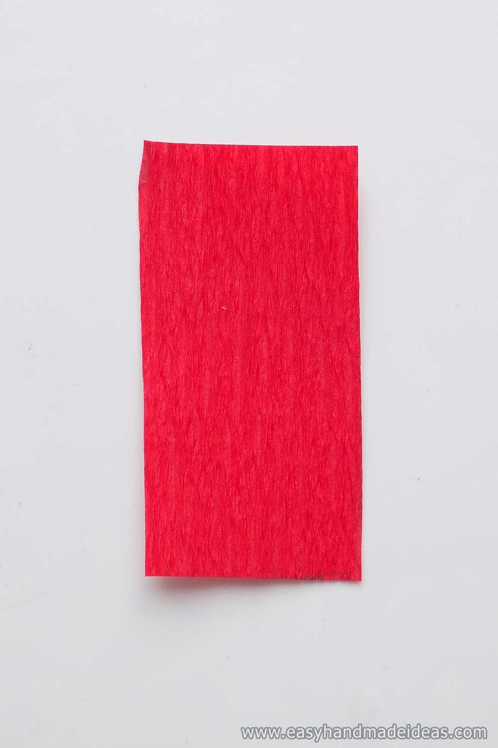 A Sheet of Red Paper