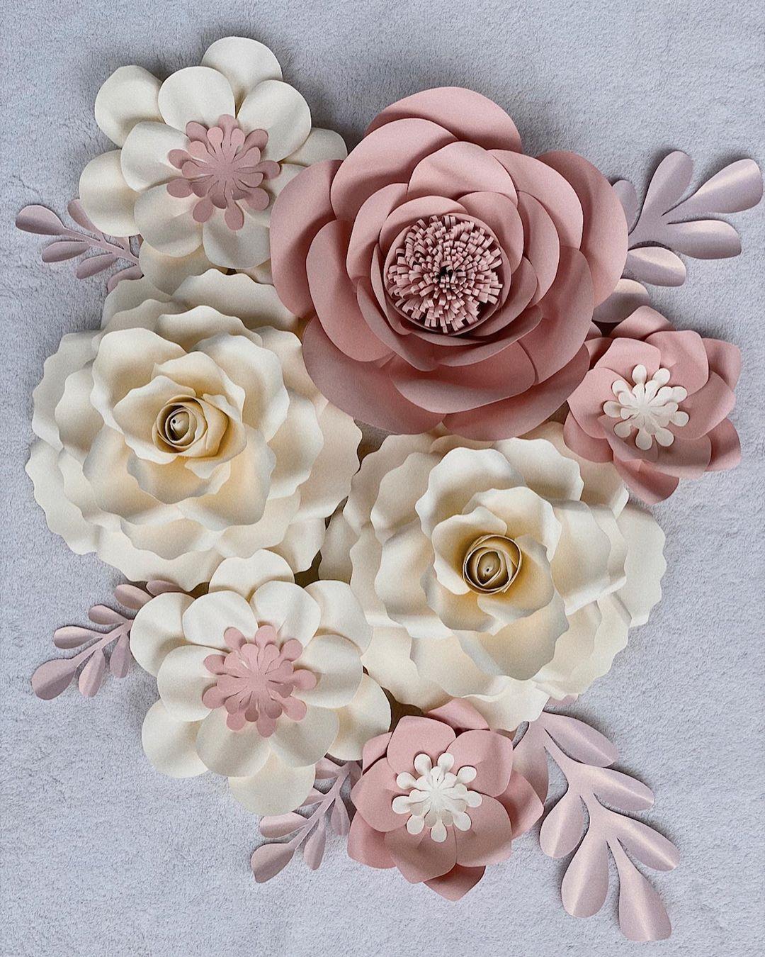 Cream and Beige Roses