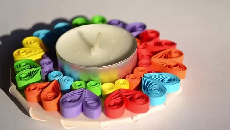 Quilling Holder