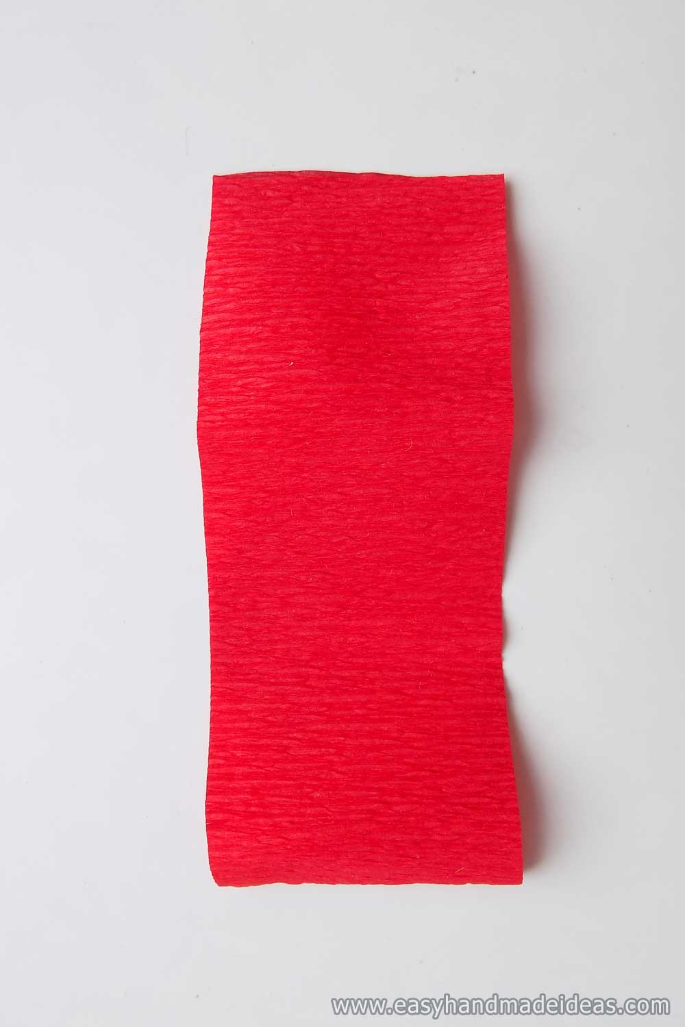 Rectangle of Red Paper