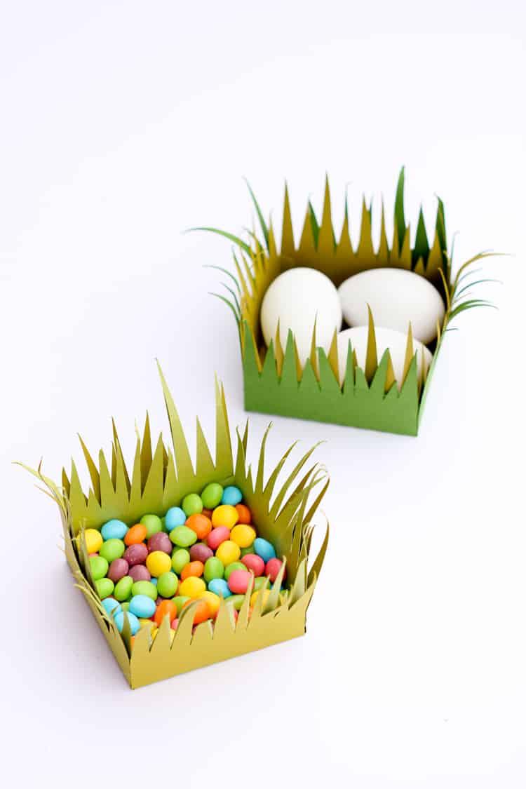 Grass Gift Box